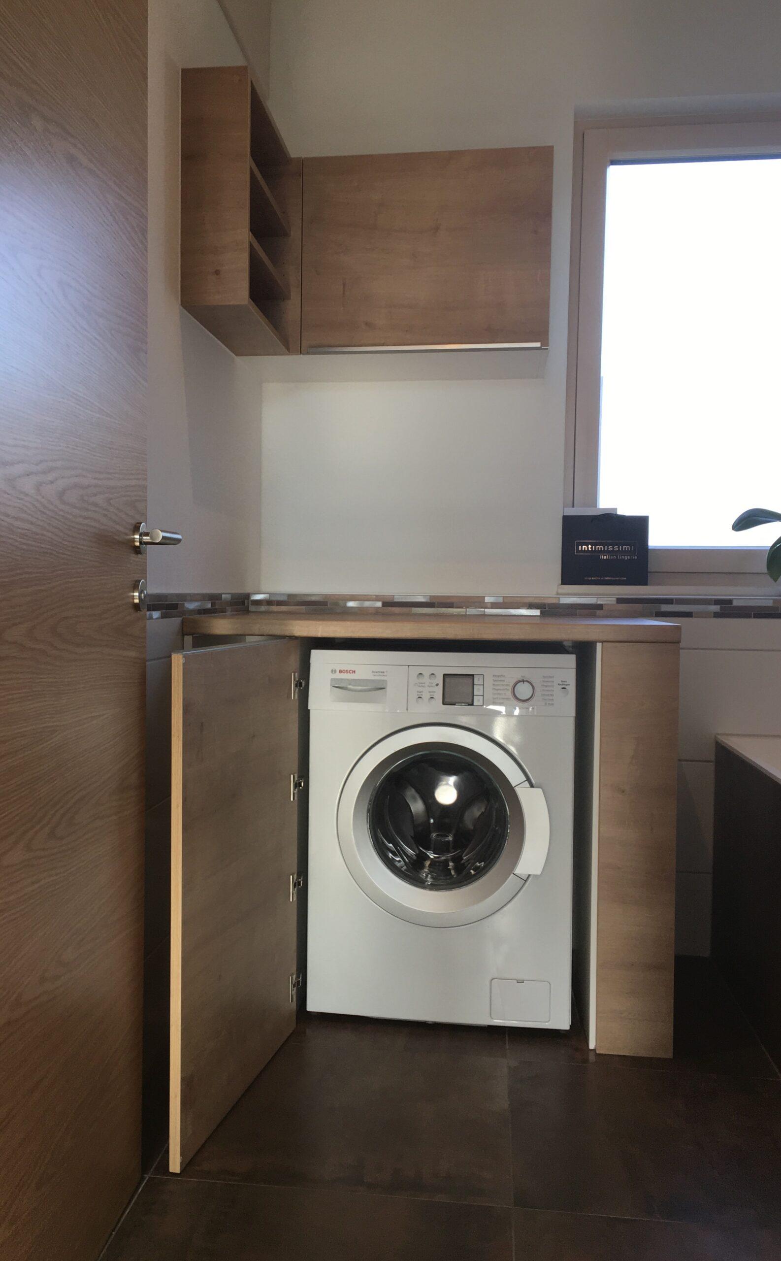 KF Lebensträume - Badezimmer Verkleidung Waschmaschine#